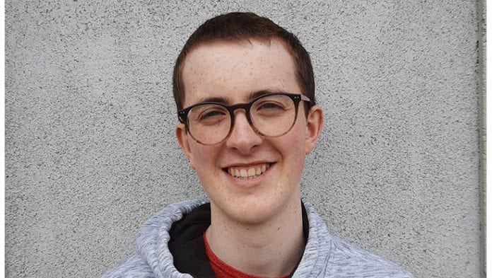 Galway Daily news NUIG student is youngest ever winner of Mary Mulvihill media award