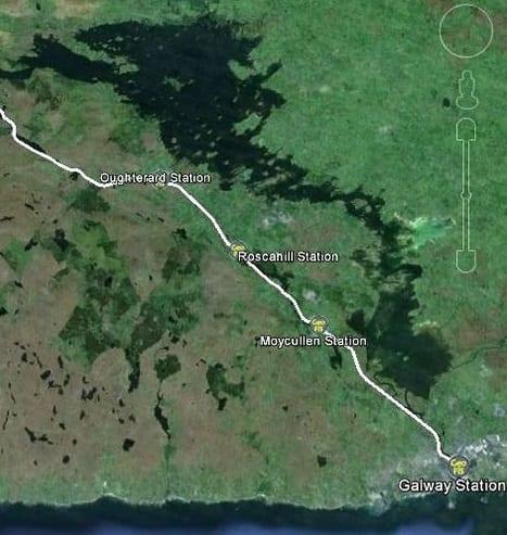 Galway Daily news Connemara Greenway study legal advice