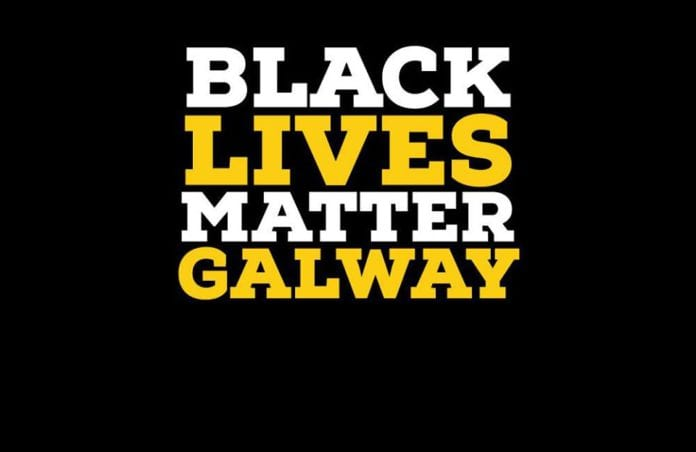 galway daily news black lives matter anti-racism