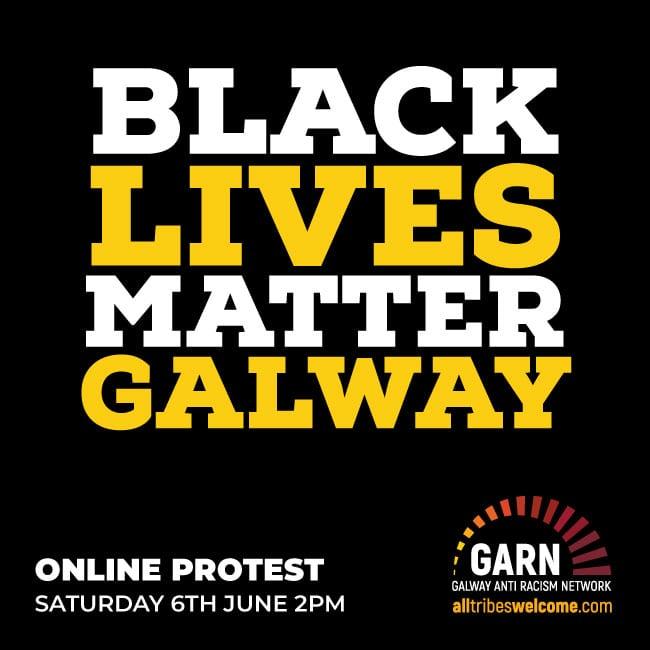 black lives matter galway