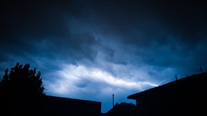 Galway Daily weather Weather warning issued for thunderstorms and flooding