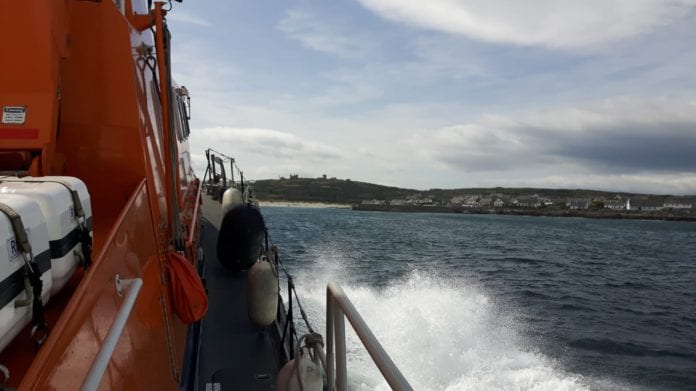 Galway Daily news Aran Islands lifeboat performs two medical evacuations in matter of hours