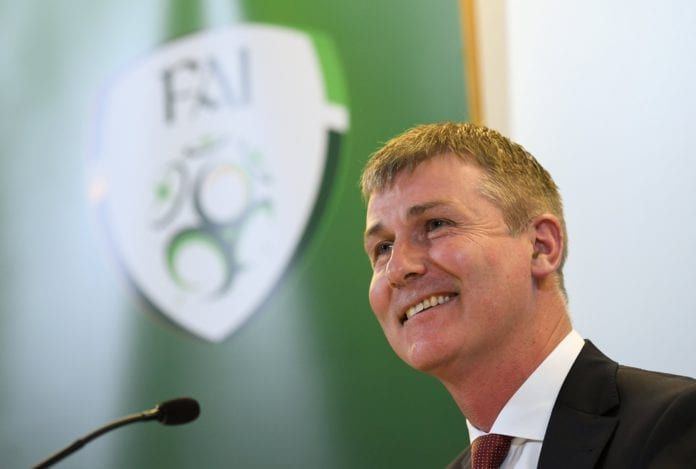 Galway daily sport stephen-kenny-fai-management-team