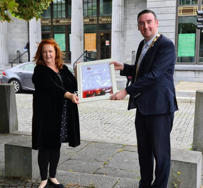 Galway Daily arts & culture Renowned Galway singer Mary Coughlan receives Lifetime Achievement Award