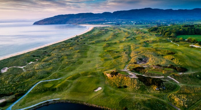 Galway Daily sport North & West Coast Links awaits golfers with a céad míle fáilte