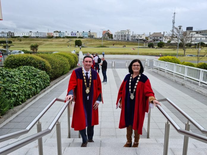 Galway Daily news Mike Cubbard elected to second term as Mayor