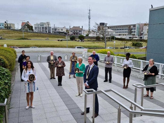 Galway Daily news Galway City Mayor's Awards 2020 winners announced
