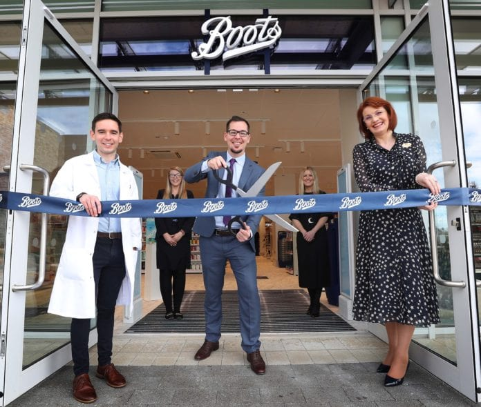 Galway Daily business Boots unveils brand-new store at Knocknacarra retail park