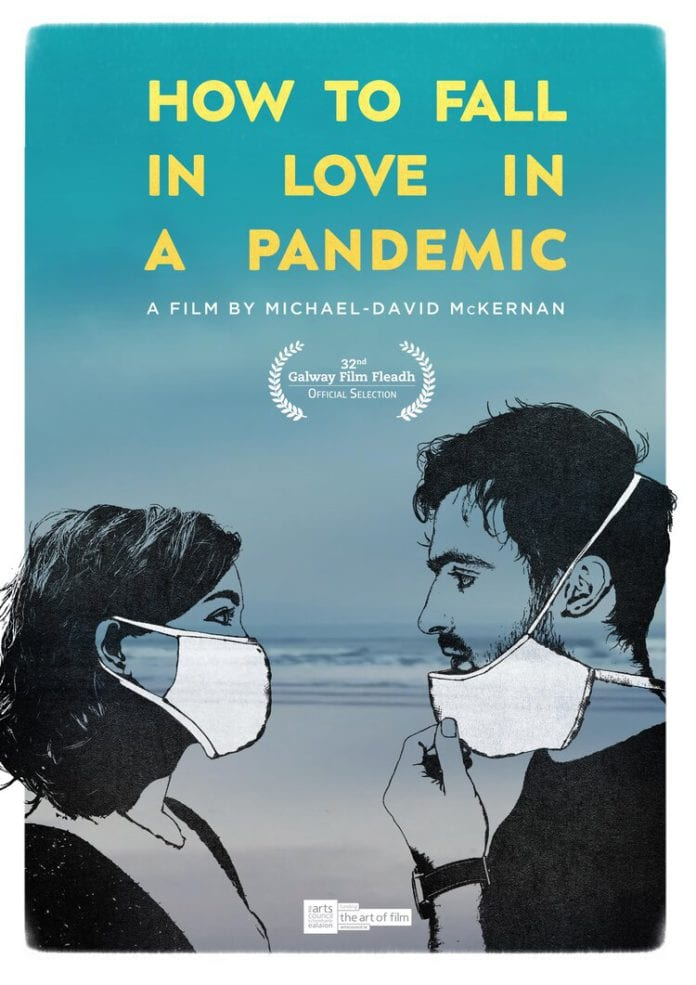 Galway Daily arts & culture How to Fall in love in a Pandemic - a Tinder romance blooms in lockdown
