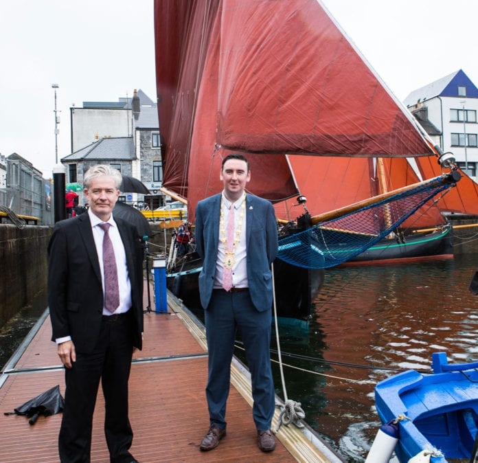 Galway Daily news Australia Head of Mission to Ireland praises Galway's cultural strengths