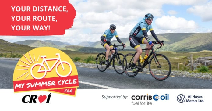 Galway Daily sport Take a Summer Cycle in aid of Croí and help people living with heart disease and stroke