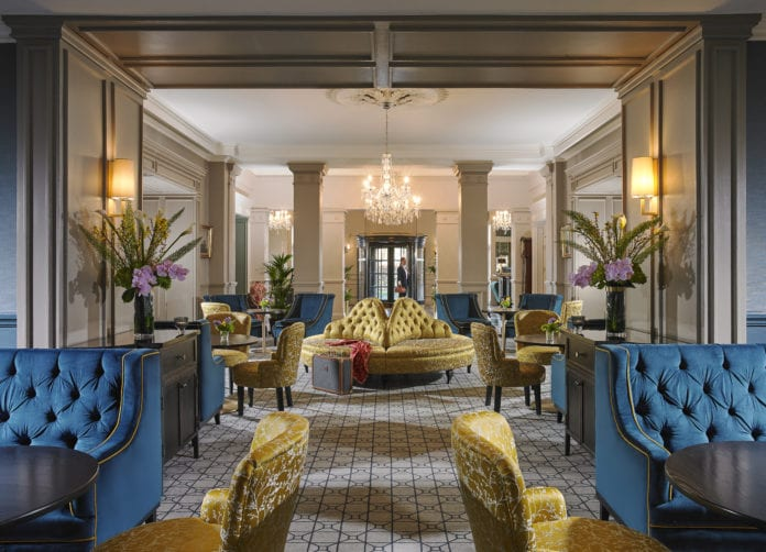 Galway Daily life & style Galway Hotel designates an entire floor to over 65s