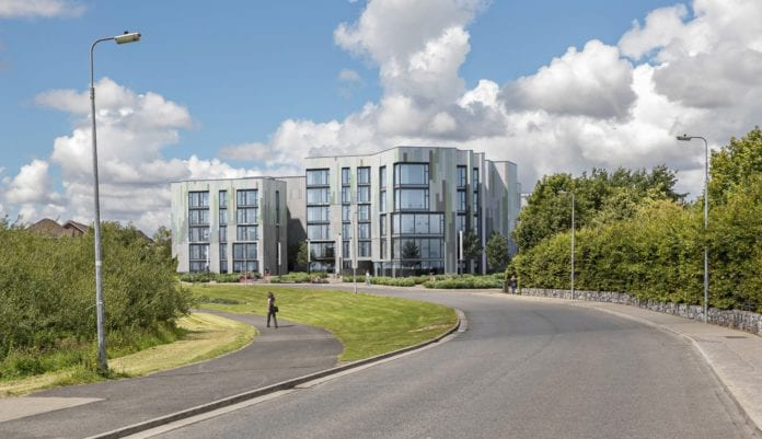 Galway Daily property Massive expansion plans for Cúirt na Coirive student accommodation complex
