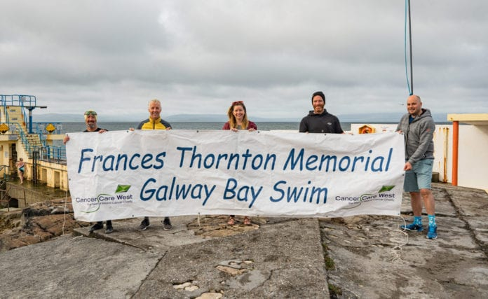 Galway daily news Galway Bay Swim re-imagined for 2020 to help Cancer Care West