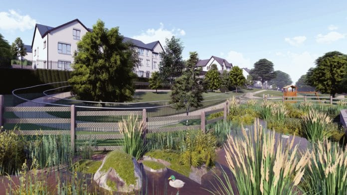 Moycullen housing plans contain major assisted living element for older people