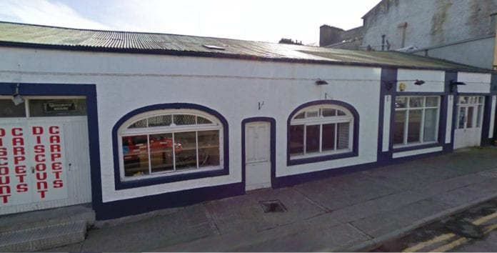 Galway Daily news Planning permission sought to demolish vacant Gort building for new housing