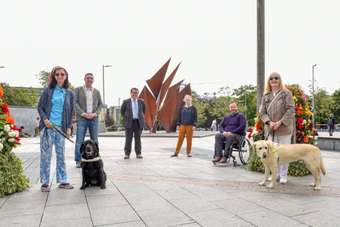 Galway Daily news Businesses implementing social distancing asked to keep people with disabilities in mind