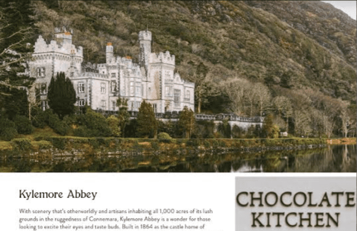 bake from scratch galway daily galway food in ameican magazine