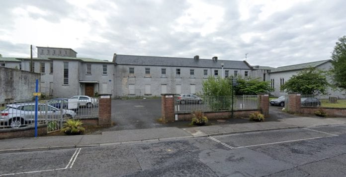 Galway Daily news Work begins on bringing Old Grove Hospital back to life