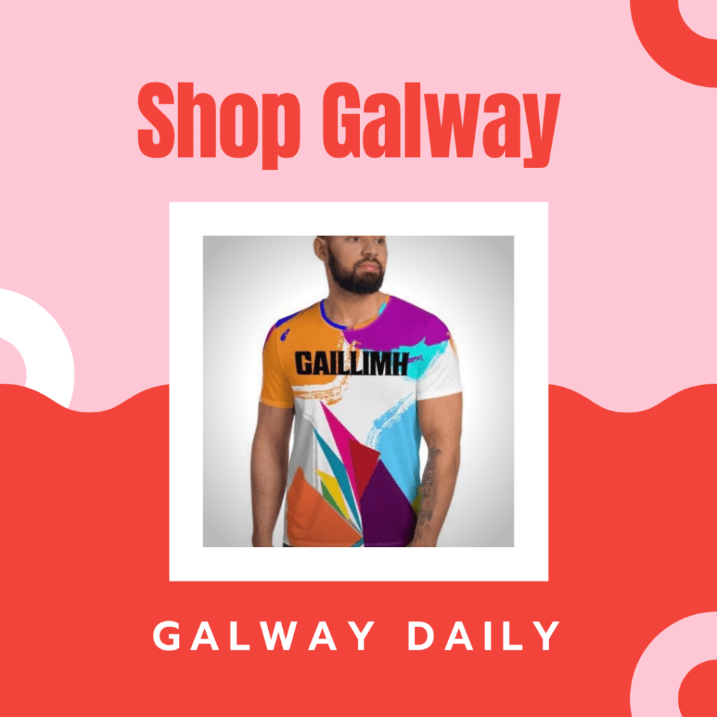 Support local creators and Shop Galway in 25% off sale