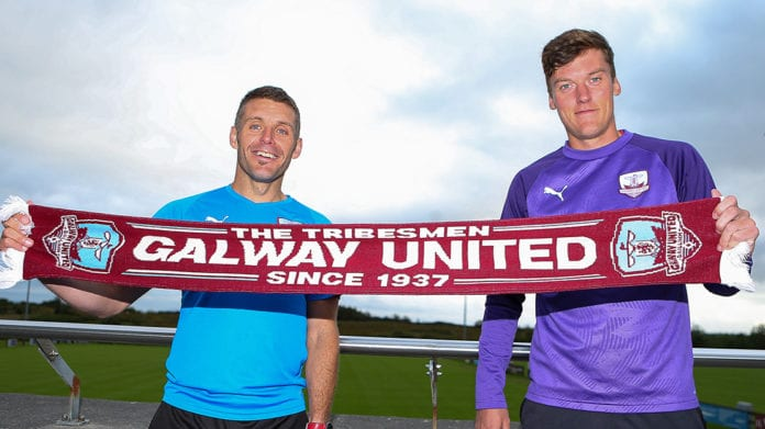 Galway United signs Mathew Connor as new goalkeeper