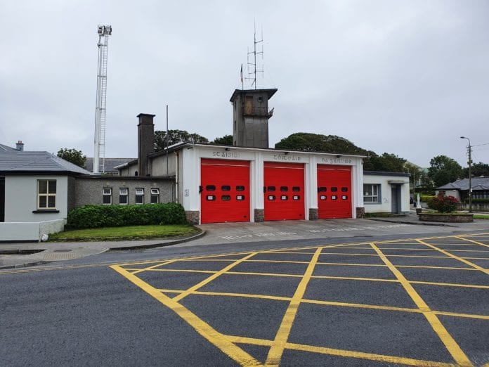 Galway Daily news Council grants retention of 'temporary' offices at city fire station yet again