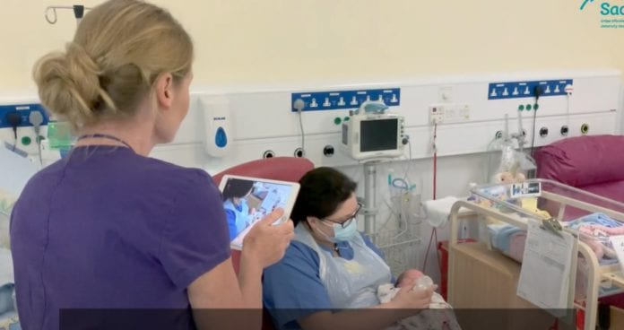 Galway Daily neonatal ICU at UHG