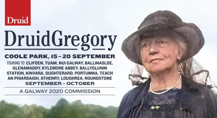 Galway Daily theatre Druid returns to live theatre with DruidGregory