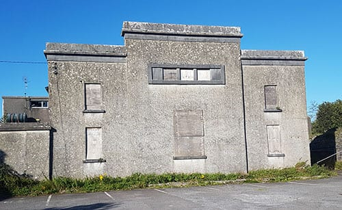 Tuam Courthouse among regional priorities of the Courts Service