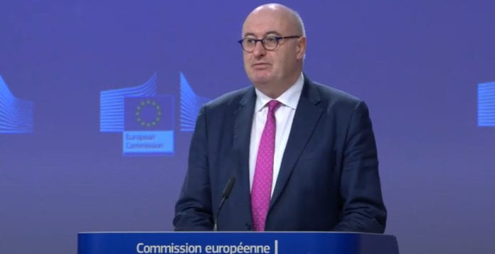 Galway Daily news Phil Hogan to resign as EU Commissioner tonight