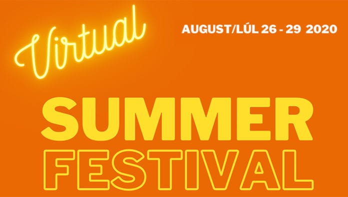 Galway Daily arts & culture Embrace the arts with NUIG's Virtual Summer Festival