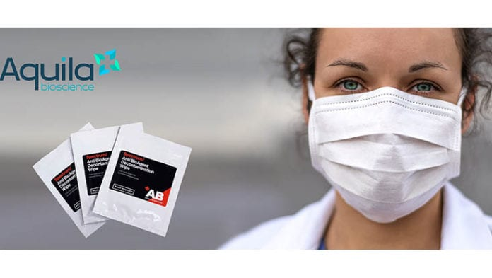 Galway Daily business Galway medtech company approved to supply virus trapping wipes to schools