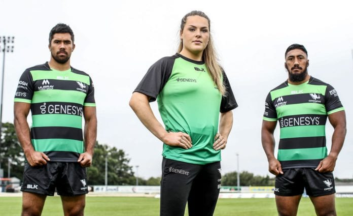 Galway Daily rugby Connacht Rugby enters three year partnership with Genesys