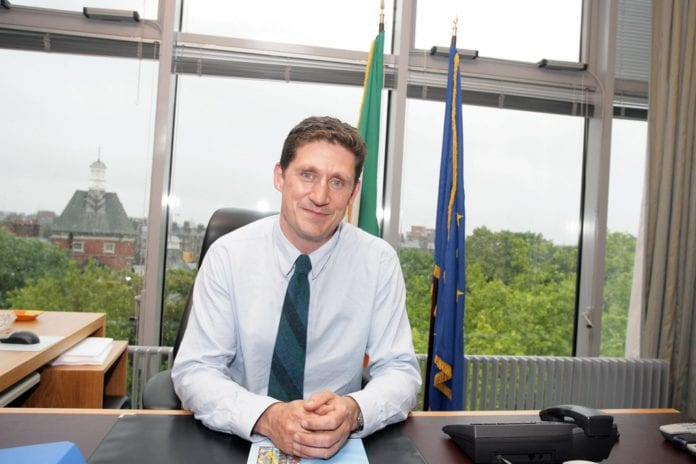 galway daily eamon ryan knocknacarra bus