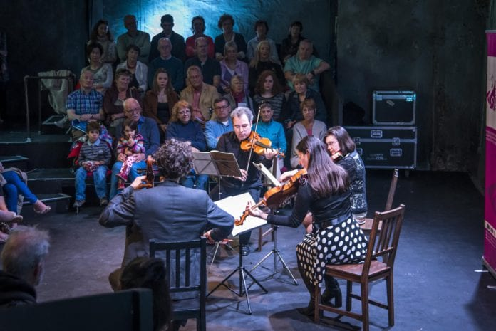 Galway Daily music Galway Music Residency is back 'From Europe with Love' in return to live concerts