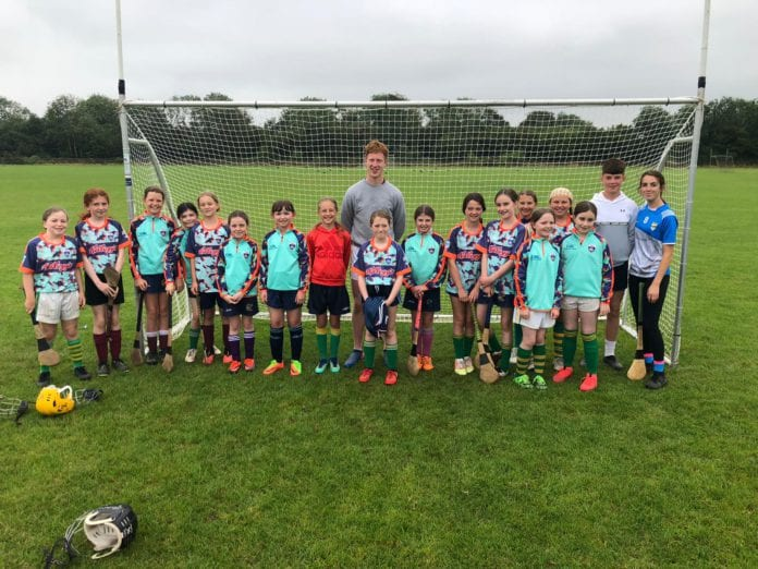 Galway Daily sport Craughwell GAA Cúl Camps a hit with hundreds of kids