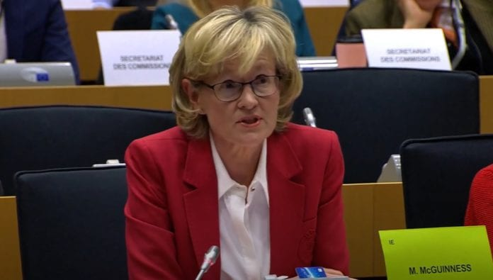 Galway Daily politics Mairead McGuinness appointed Ireland's new EU Commissioner