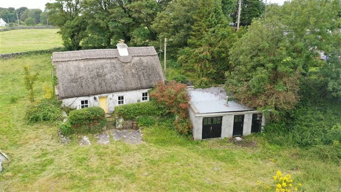 Galway Daily property Picturesque cottage is an exciting renovation opportunity