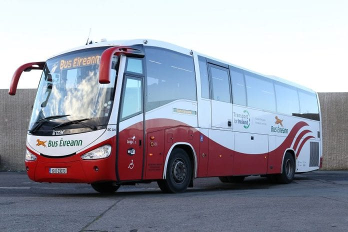 Galway Daily news Bus Eireann introduces year round Clifden - Westport service