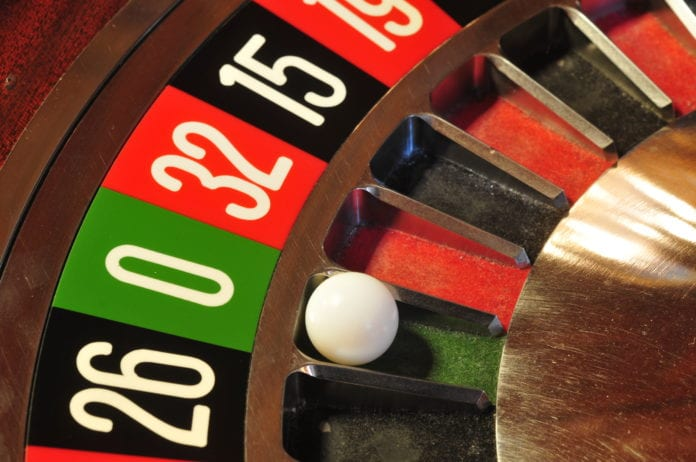 roulette online gaming
