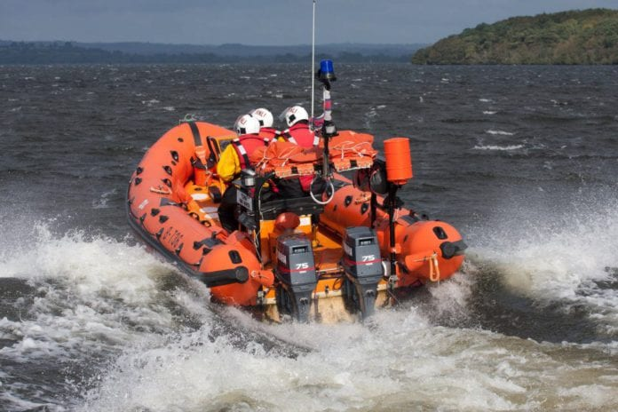 Galway Daily news Boat runs aground at Silver Islands in the second incident in a week