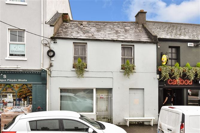 Galway Daily property Woodquay terraced house is prime investment opportunity