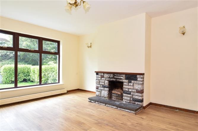 Four-bed home in a much desired family area