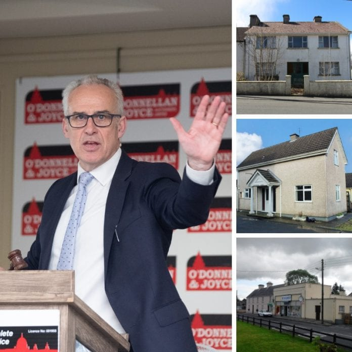 Galway Daily property Online property auction with O'Donnellan & Joyce takes in €2.2 million