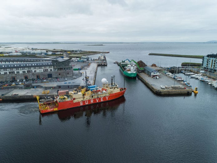 Galway Daily news Galway chosen as landing site for undersea fibre cable connecting Iceland with Europe