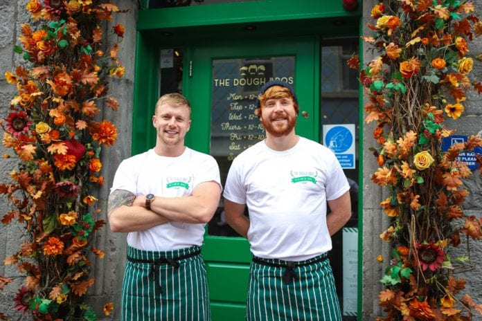 Galway Daily food Galway's Dough Bros named among Top 50 pizzerias in Europe