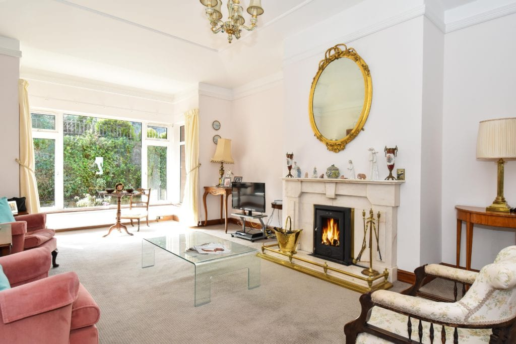 Bungalow boasts stunning interior and immaculate gardens
