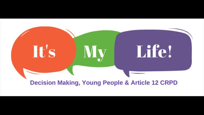 Galway Daily news NUIG research seeks to record life-decision making experiences of young people with a disability