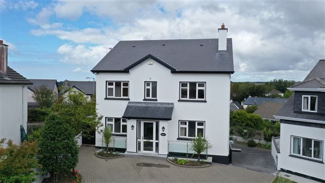 Galway Daily property Four bedroom house in perfect condition in Salthill