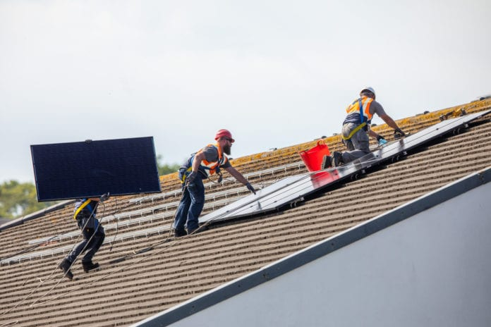 galway daily news schools solar panels county galway